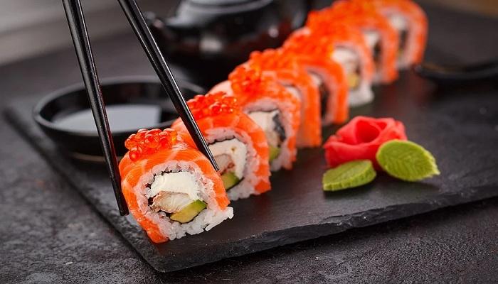 Los mejores sitios en donde comer sushi en Zaragoza